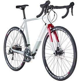 ORBEA Gain D40, grey/white/red